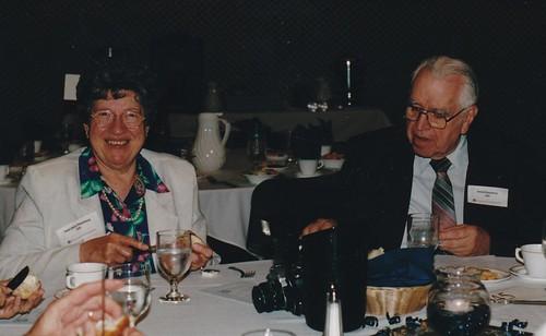 Student Gerald Violet Ringenberg