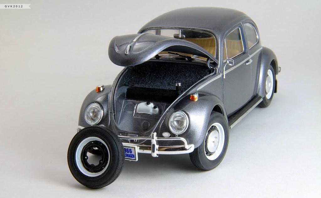 1966 Volkswagen Beetle 1300 7256213798_aa55b956b1_b