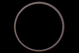 Sun, 100% Annularity, May 20 2012