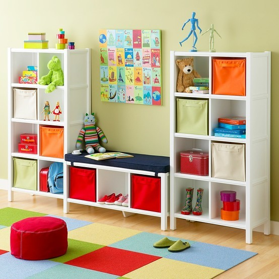 Creative Storage Solutions For Kids Rooms Flickr Photo