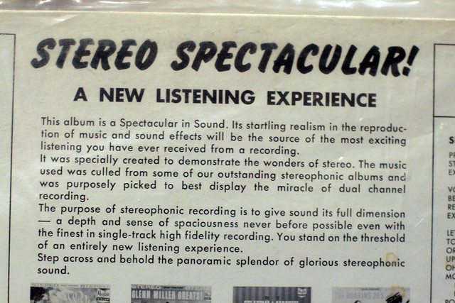 Stereo Spectacular