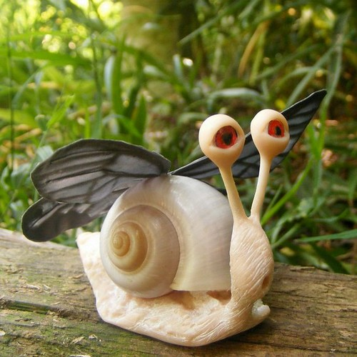 mutant snail