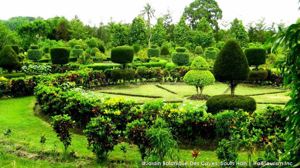 Jardin botanique des cayes sud d 39 haiti a photo on for Bal des citrouilles jardin botanique