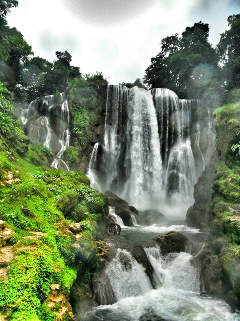 Pulapanzak Waterfalls