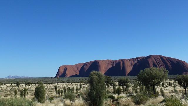 Uluru and Olgas
