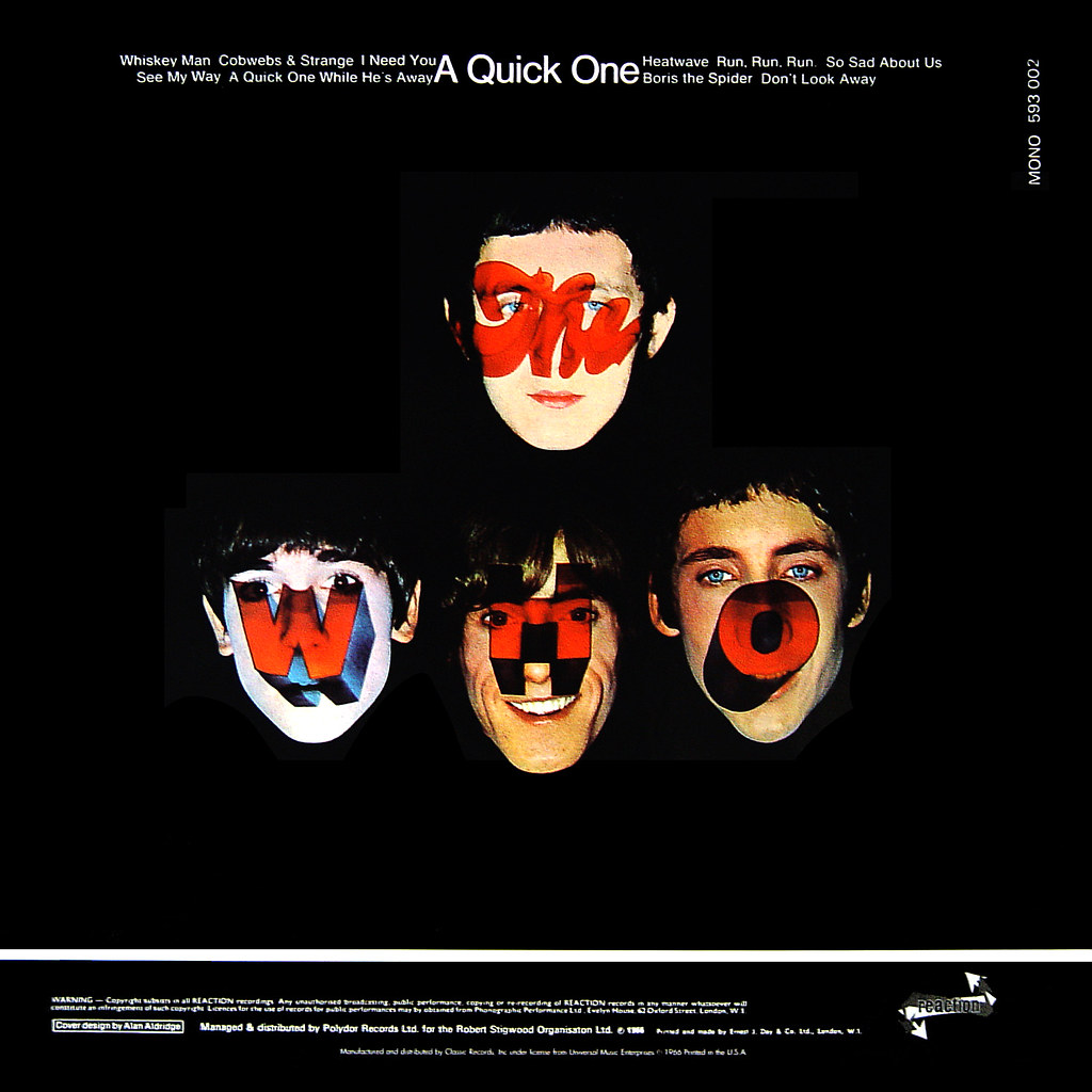 The Who - A Quick One b