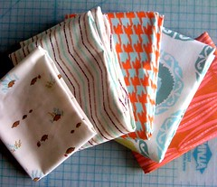 fabrics for class samples