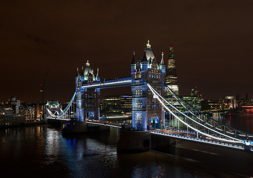 Tower Bridge Relighting