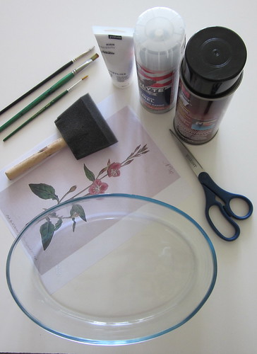 Decoupage Supplies