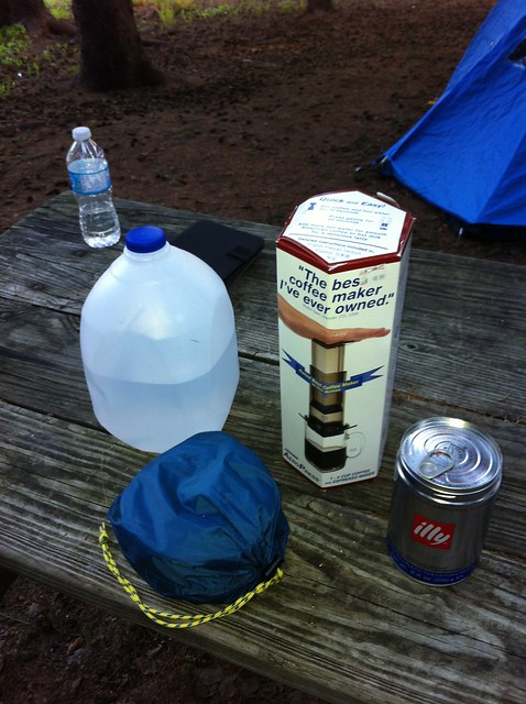 Getting Ready for Some Awesome Camping Coffee