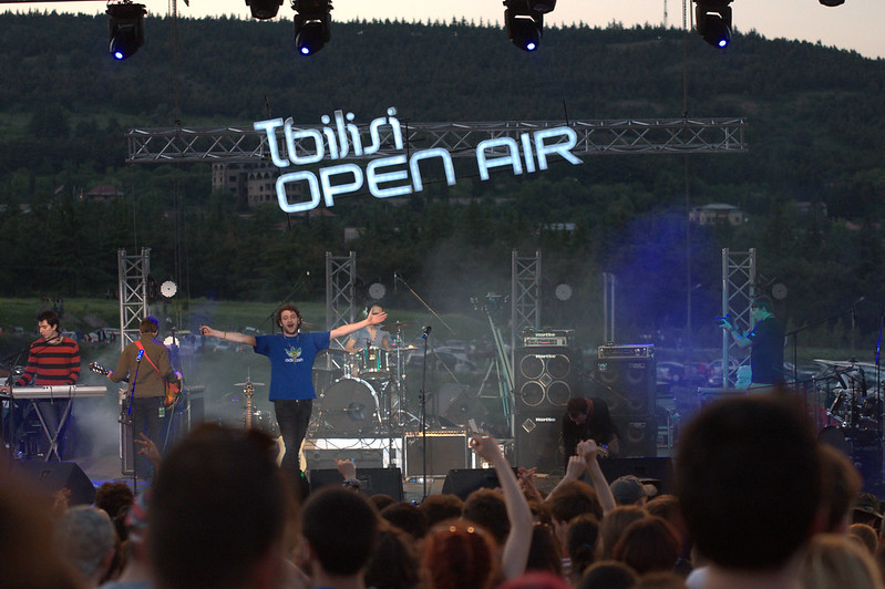 Tbilisi Open Air 2012