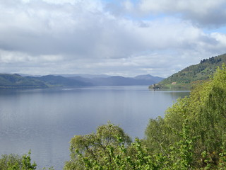 This one's of Urquhart Castle, but click to see other ones.
