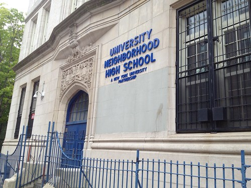 University Neighborhood High School
