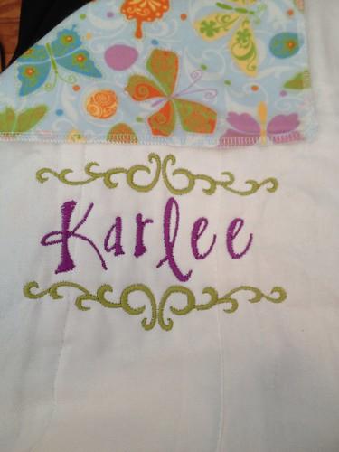 Karlee Burp 1