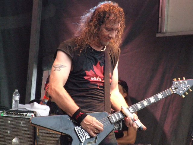 Anvil - Maryland Death Fest, Sonar, Baltimore, MD 5-26-12