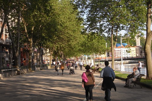 Paseo   Campo Volantin Bilbao
