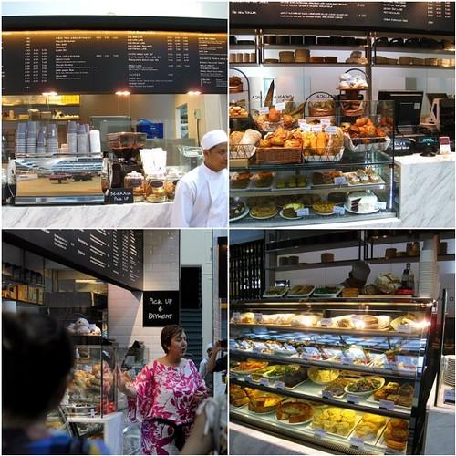 Dean & DeLuca's Cafe - Singapore