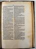 Page of text from Festus, Sextus Pompeius: De verborum significatione