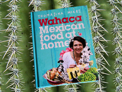 wahaca book cover