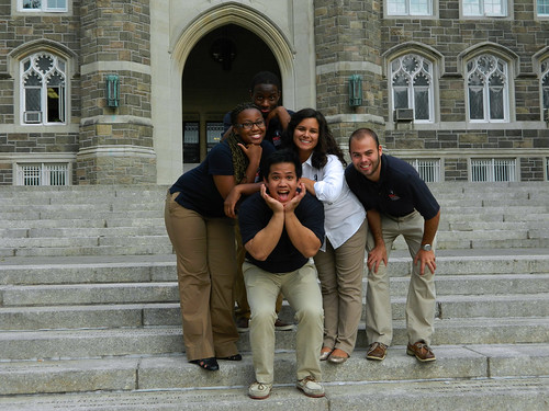 2012 Fordham Office Staff