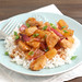 Sweet-and-Sour Stir-Fried Chicken with Pineapple and Red Onion
