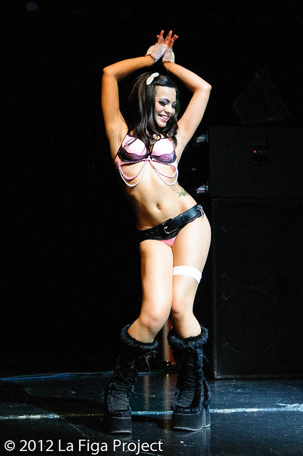 Anastasia devine tits