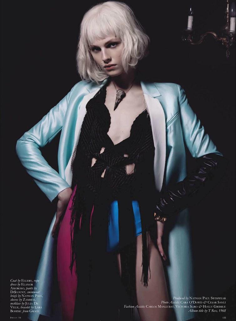Andrej Pejic0701_Black Magazine 16_Ph Mariah Jelena