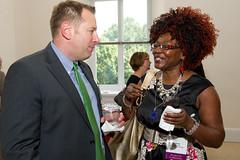 Kimberly Jackson and Steve Kramer Celebrate