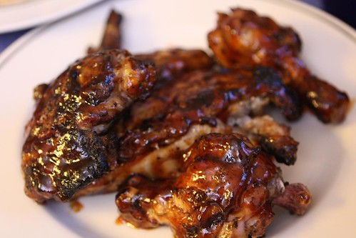 Barebecue Grilled Chicken