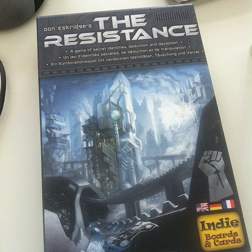 Are you ready to join The Resistance?