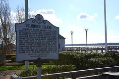 Solomon's Island explained