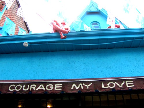 Foodie Toronto Trip: Shopping at Courage My Love