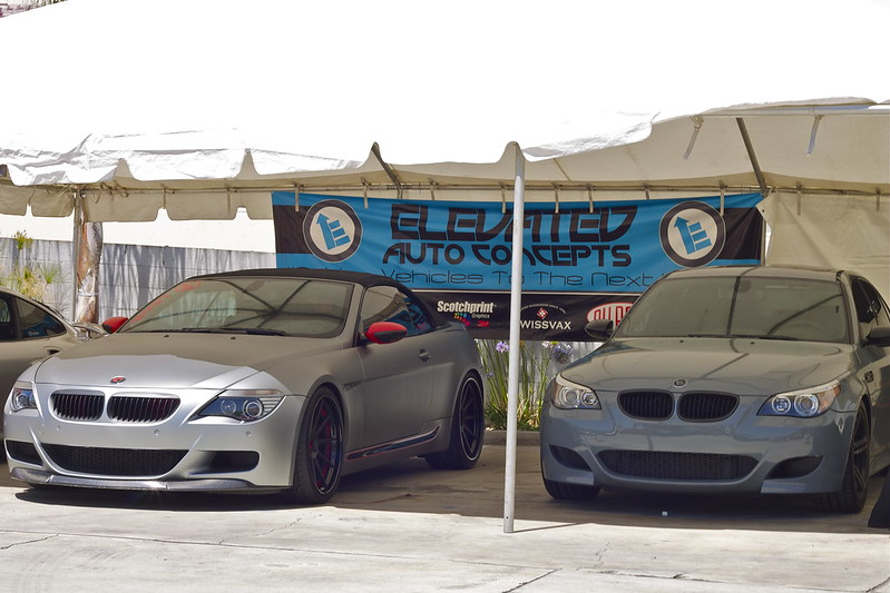 BMW M6 and M5