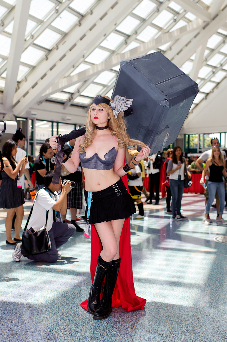 Anime Expo 2012 - Thor
