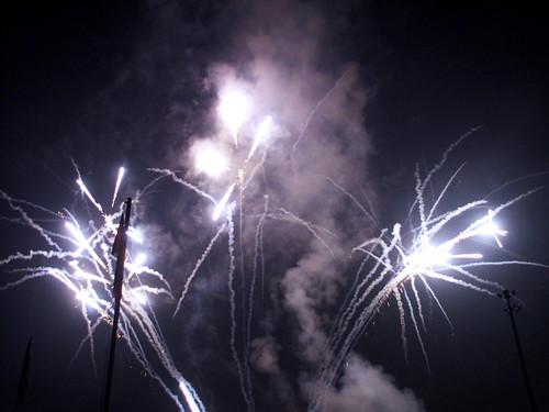 Evergreen Speedway Fireworks