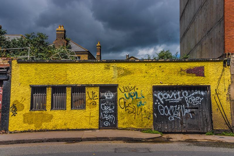 Urban Decay: North King Street, Dublin 7