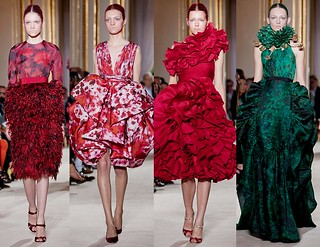 Paris Haute Couture Fall/Winter 2012/2013