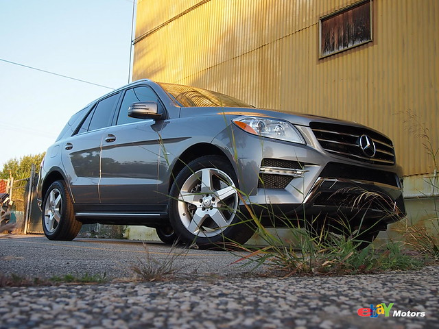 2012 Mercedes-Benz ML550