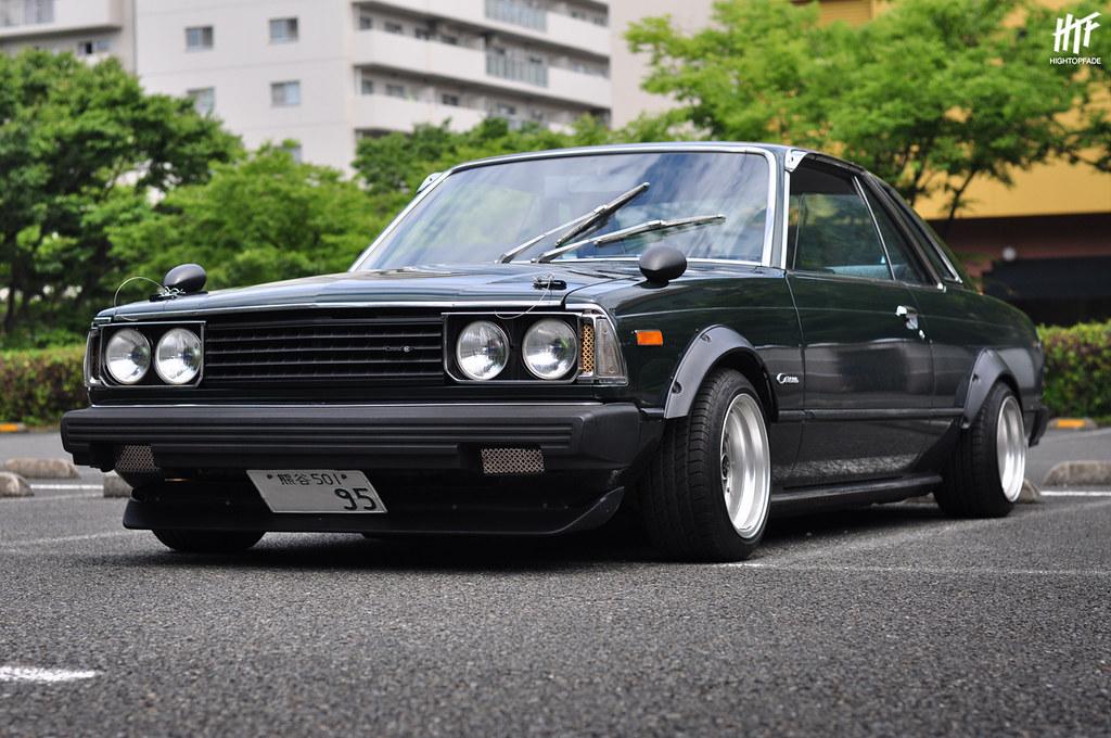 Tt132 Toyota Corona
