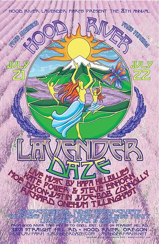 2012 Oregon Lavender DAZE Festival