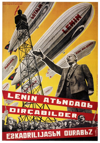 A Fleet of Airships for Lenin