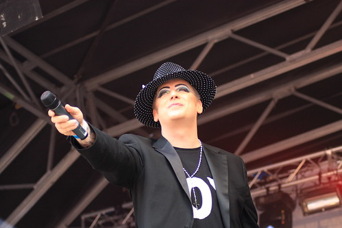 Boy George at World Pride