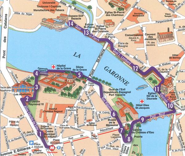 Bords de Garonne