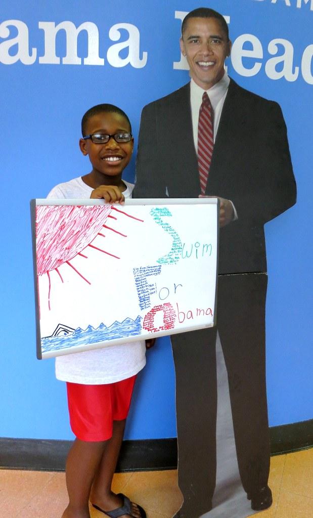 Mason and Obama 07 11 12