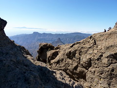 Gran Canaria - Roque Bentayga & Mount Teide in the Spring