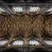 Chester Cathedral Ceiling (17 exposure HDR!)