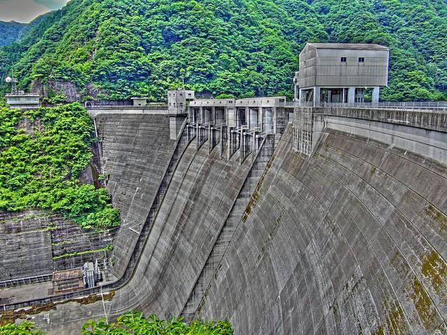 新成羽川ダム #1