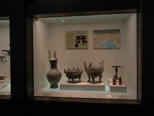 Bronze from Liaoning Region - Liaoning  (Province) Museum in Shenyang, China _ 9641