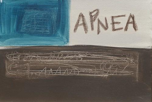 apnea by Irene Papini