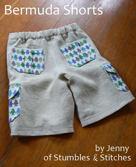 Jenny: Shorts on the Line guest post